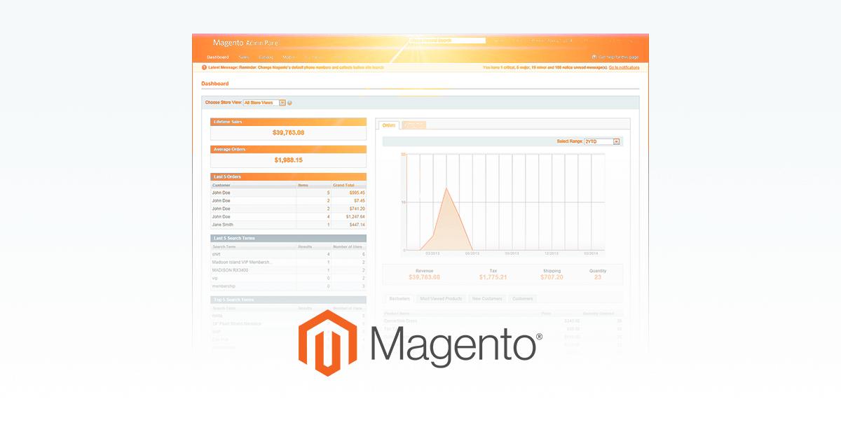 Nyt og gratis fragtmodul til Magento 1.9